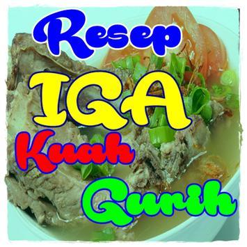 Resep IGA Kuah Gurih Terbaru poster