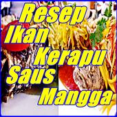 Resep Ikan Kerapu Saus Mangga Terlengkap icon