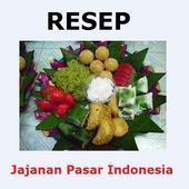 Resep Jajanan Pasar Indonesia icon