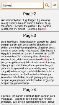 Resep Jajanan Pasar Indonesia screenshot 2