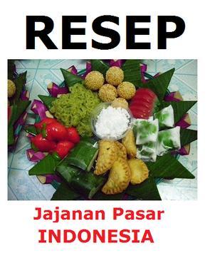 Resep Jajanan Pasar Indonesia screenshot 3