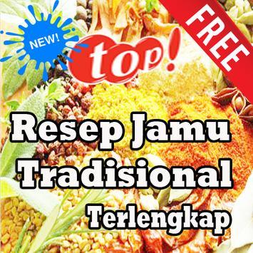 Resep Jamu Tradisional Jawa Lengkap poster