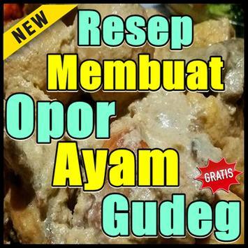 Resep Opor Ayam Gudeg Enak & Lezat screenshot 1