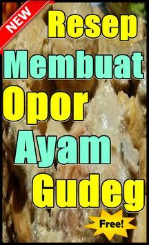 Resep Opor Ayam Gudeg Enak & Lezat screenshot 2