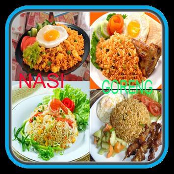 Resep Macam-macam Nasi Goreng poster