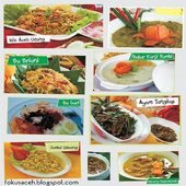 Recipes Aceh and Medan Cuisine icon