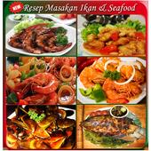 107 Resep Ikan & Seafood TOP icon