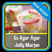 Es Agar Agar Jelly Marjan icon