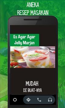 Es Agar Agar Jelly Marjan poster