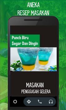 Punch Biru Segar Dan Dingin poster