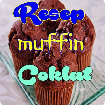 Resep Membuat Muffin Coklat Enak Lembut Lengkap poster