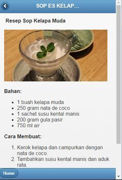 Resep Minuman Sehat apk screenshot