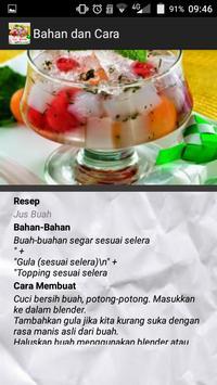 Resep Minuman Spesial Ramadhan screenshot 4