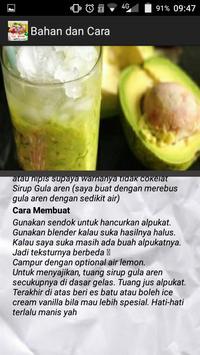 Resep Minuman Spesial Ramadhan screenshot 7