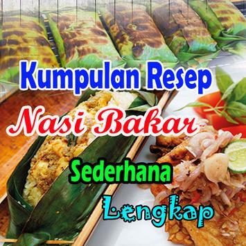 Resep Nasi Bakar Sederhana poster