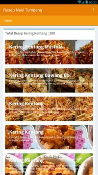 Resep Nasi Tumpeng screenshot 6