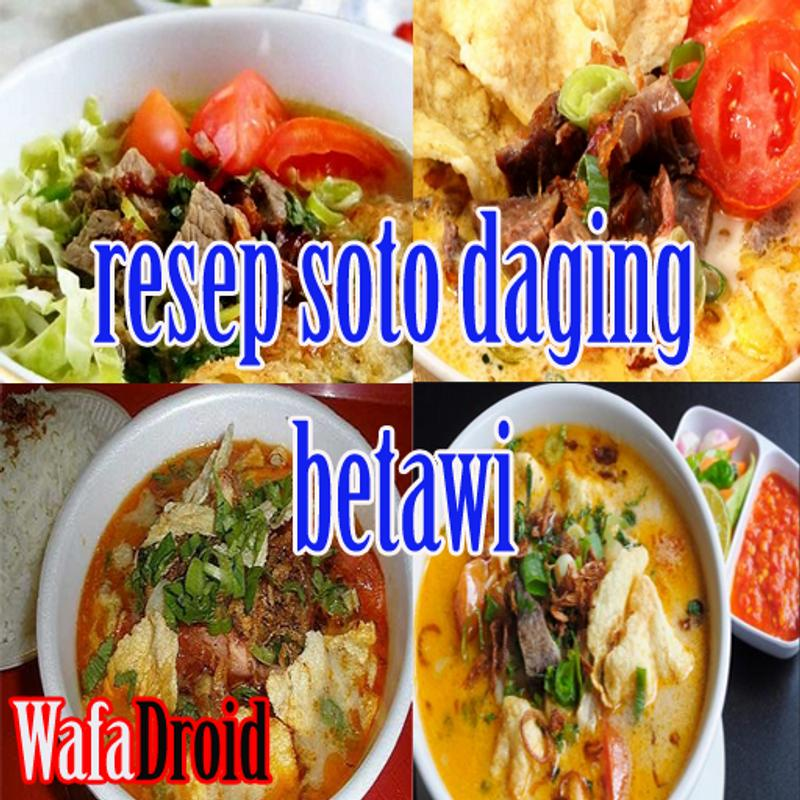 Recipe Soto Betawi Meat For Android Apk Download