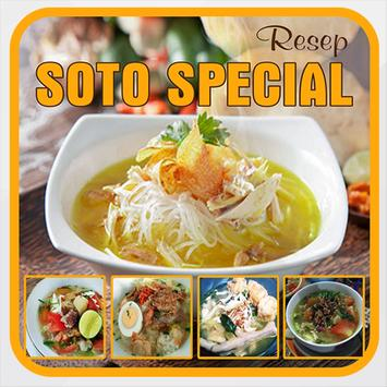 Resep Soto Special poster