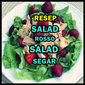 Resep Salad Rosso Salad Seger icon