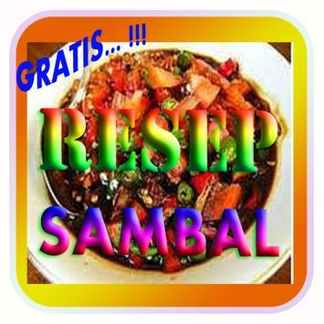 Resep Sambal poster