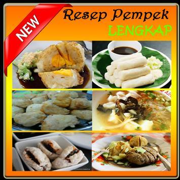 Recipes Pempek Palembang poster