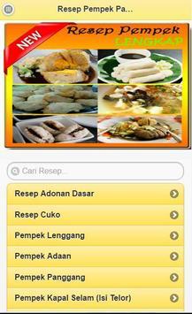 Recipes Pempek Palembang screenshot 1