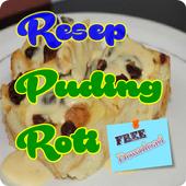 Resep Pudding Roti yang Istimewa Terbaru icon