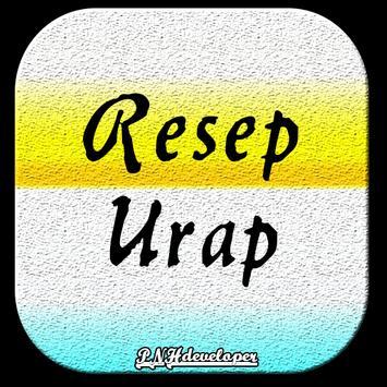 Resep Urap poster
