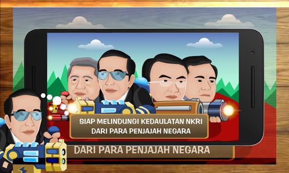 Indonesian Heroes War poster