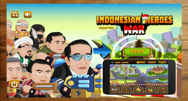 Indonesian Heroes War apk screenshot