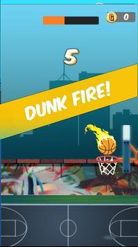 Dunk Jordan Hoop : Best Free Basketball Game screenshot 2