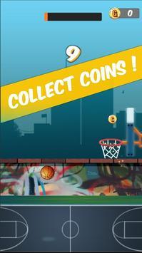 Dunk Jordan Hoop : Best Free Basketball Game screenshot 4