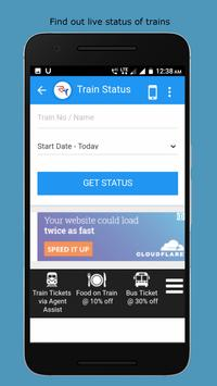 Indian Railways Enquiries (Live status and more) screenshot 2