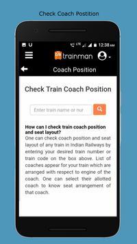 Indian Railways Inquiries (Live status and more) screenshot 3
