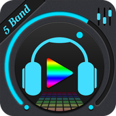 HD Video Player & Equalizer icon