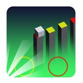 Color Path Jump icon