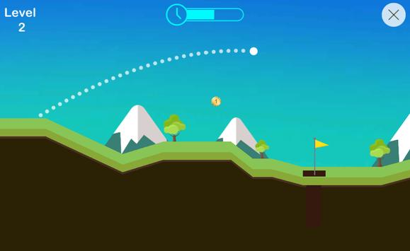 Tap Tap Golf screenshot 1
