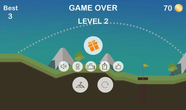 Tap Tap Golf screenshot 2