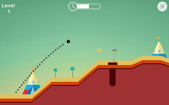 Tap Tap Golf screenshot 4