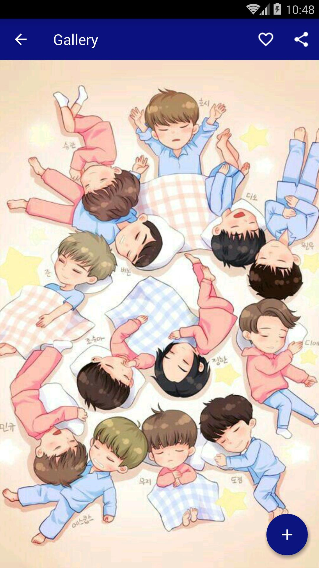 Seventeen Wallpapers Hd Kpop For Android Apk Download