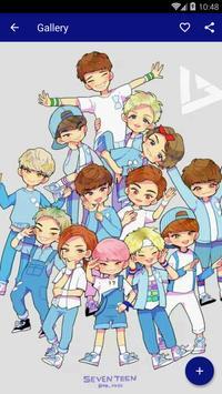 Seventeen Wallpapers HD Kpop screenshot 7