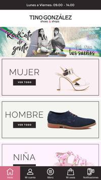 Tino González - Shop & Shoes poster
