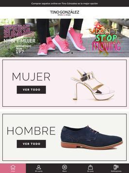 Tino González - Shop & Shoes apk screenshot