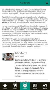 Cal Xirricló screenshot 1