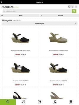 Marlos,zapatos y bolsos online apk screenshot
