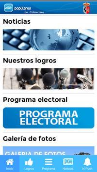 Partido Popular de Cabrerizos poster