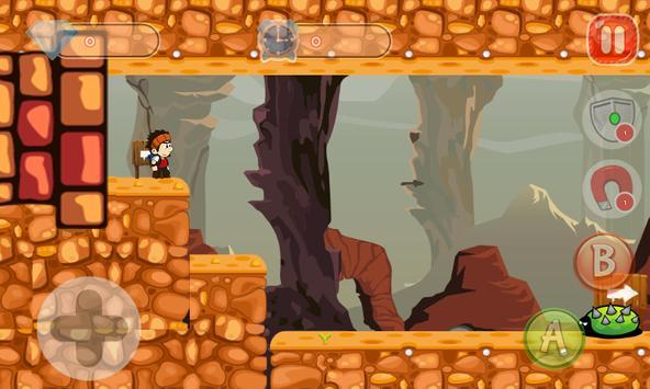 Super leps World of Mario apk screenshot