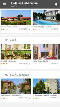 Hoteles Cubanacan screenshot 7