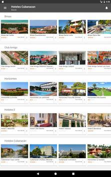 Hoteles Cubanacan screenshot 12