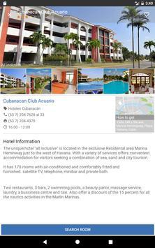 Hoteles Cubanacan screenshot 15